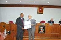 Câmara concede Diploma de Honra ao Mérito