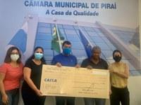 Câmara de Piraí devolve R$ 1,5 milhão à Prefeitura Municipal em 2020