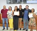 Idealizadoras de Festa da Criança em Santanésia são homenageadas na Câmara