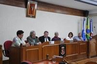 Legislativo de Piraí homenageia a classe dos idosos de Piraí