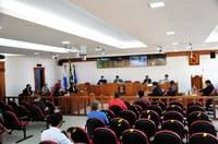 Primeira Sessão Ordinária do ano na Câmara de Piraí define Comissões Permanentes