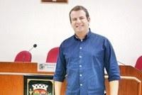 Vereador Júnior Rocha é eleito o novo Presidente