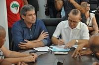 Vereadores solicitam Emenda Parlamentar ao Senador Lindbergh Farias