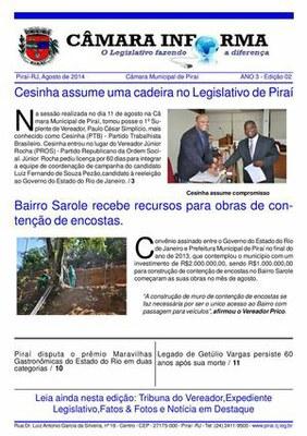 Edição Agosto 2014